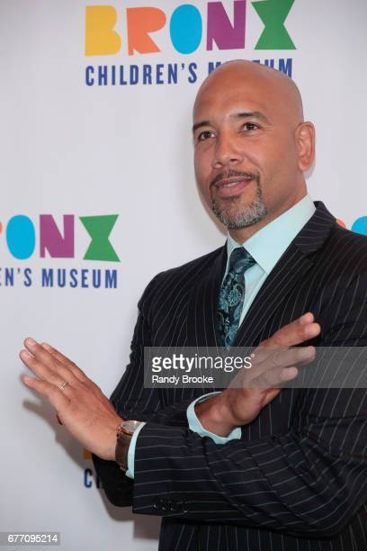 Bronx Borough President Ruben Diaz attends the 2017 The Bronx Children's Museum Gala at Tribeca Rooftop on May 2 2017 in New York City