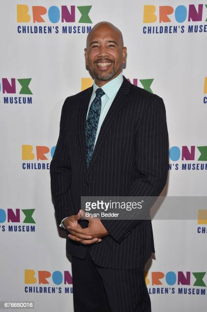 Bronx Borough President Ruben Diaz attends the Bronx Children's Museum Gala at Tribeca Rooftop on May 2 2017 in New York City