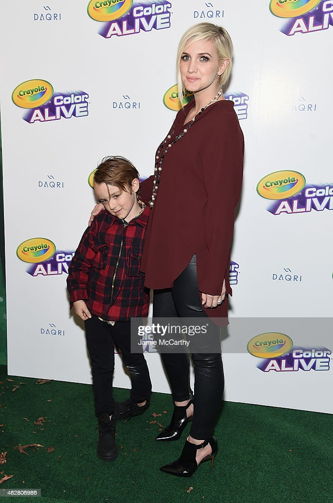 """""""Color Alive"""" Launch Event Hosted By Ashlee Simpson Ross"""