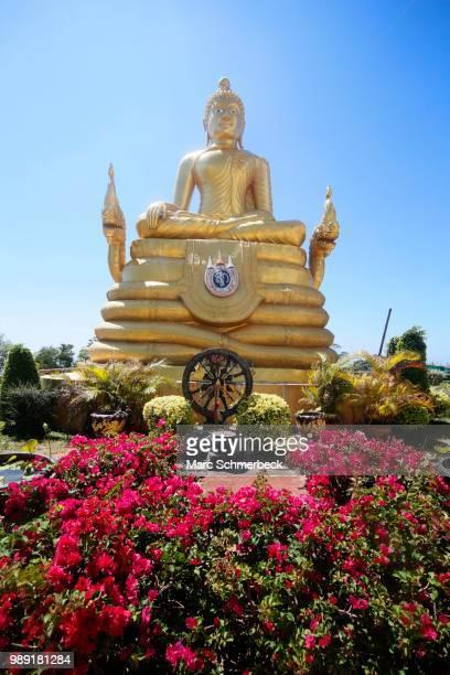 Bronze Buddha at the Big Buddha, Phuket, Thailand