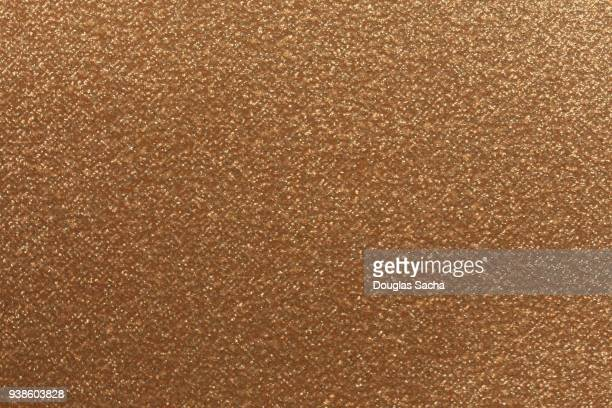 Bronze Colored Sparkle Pattern
