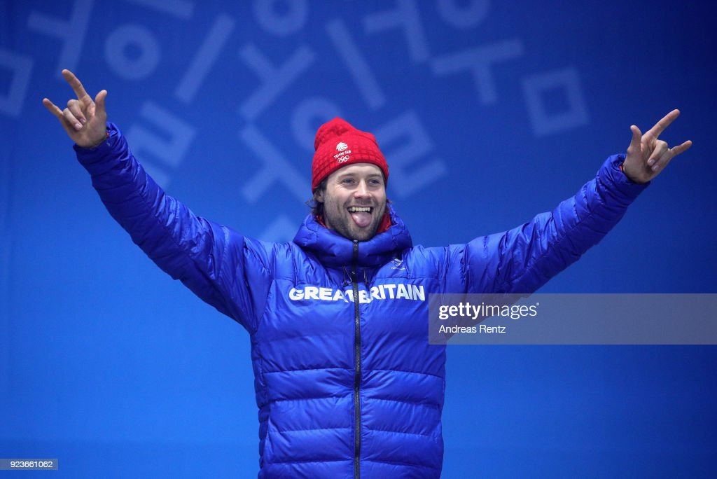 Medal Ceremony - Winter Olympics Day 15 : News Photo