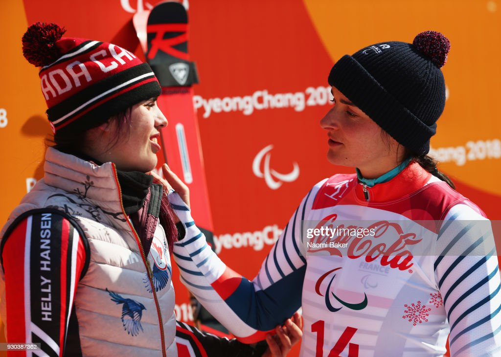 2018 Paralympic Winter Games - Day 2 : Photo d'actualité
