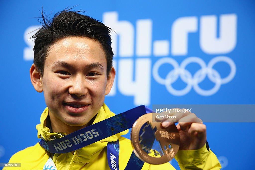 Medal Ceremony - Winter Olympics Day 8 : News Photo