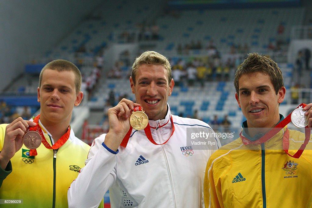 Olympics Day 6 - Swimming : Fotografía de noticias