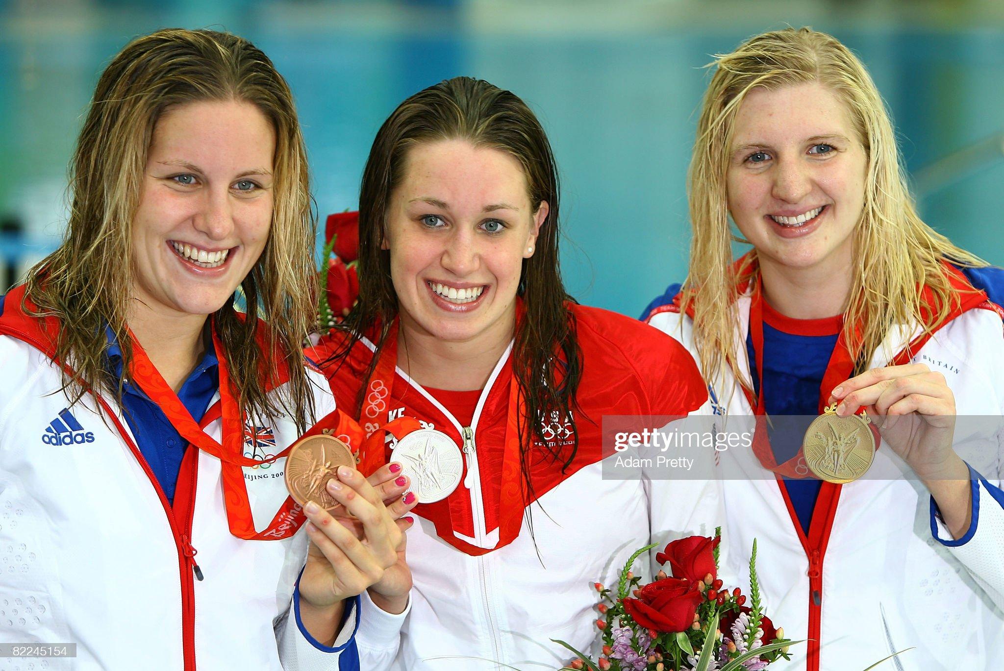 Olympics Day 3 - Swimming : Fotografía de noticias