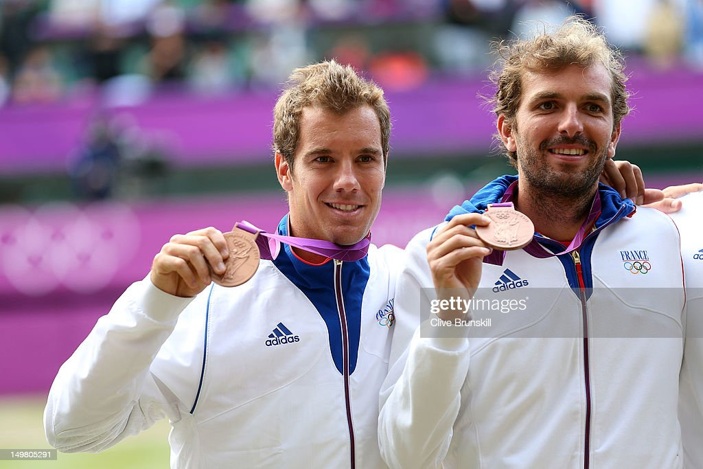 Olympics Day 8 - Tennis : News Photo