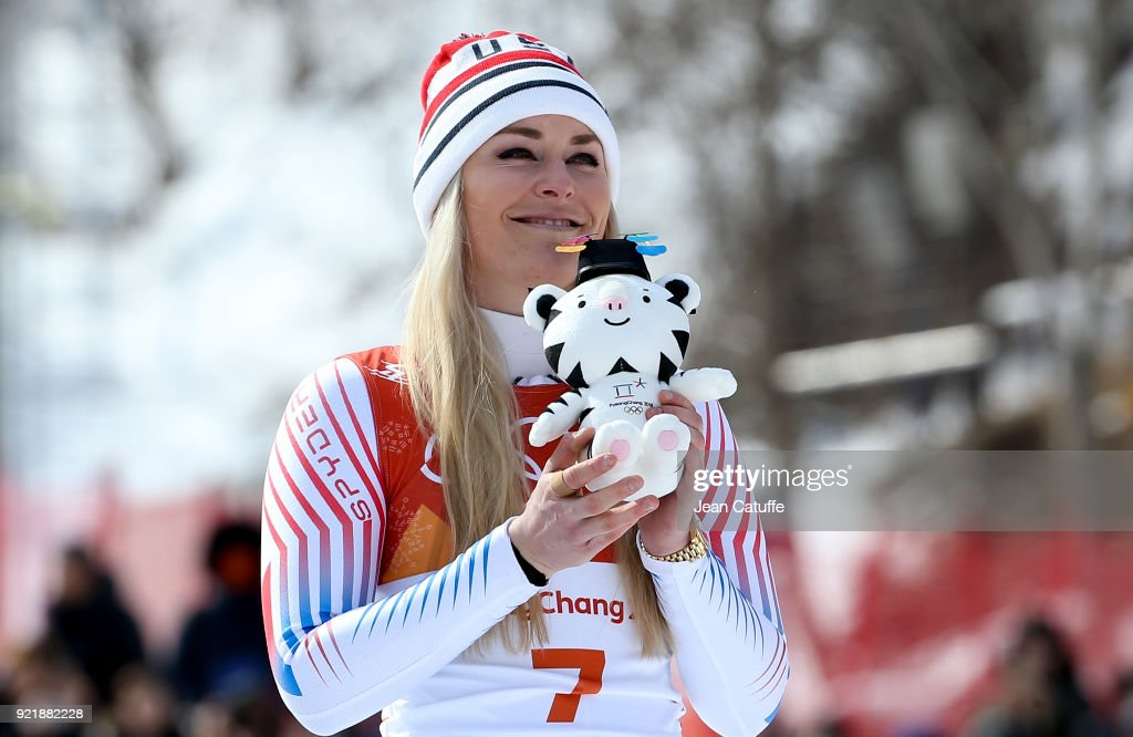Alpine Skiing - Winter Olympics Day 12 : Fotografía de noticias