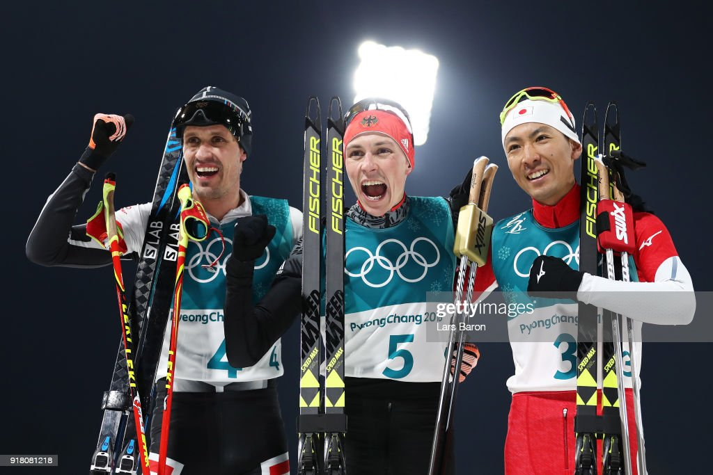 Nordic Combined - Winter Olympics Day 5 : ニュース写真