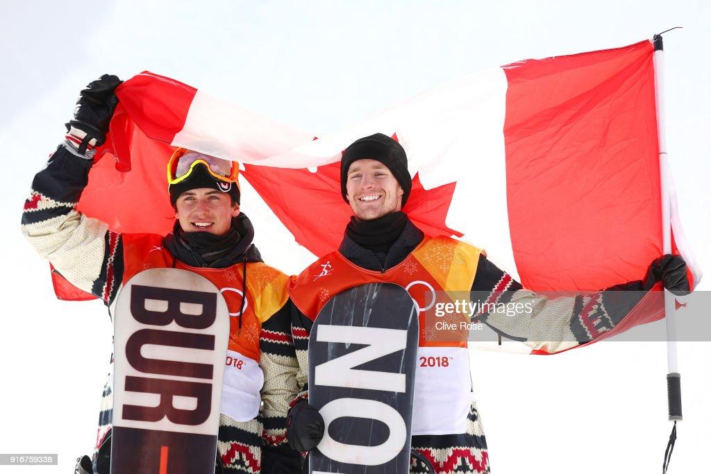 Snowboard - Winter Olympics Day 2 : Foto jornalística