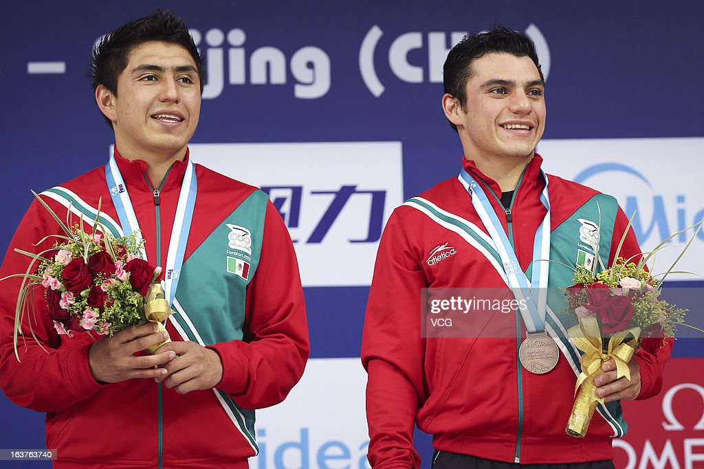 FINA Diving World Series - Day 1 : News Photo
