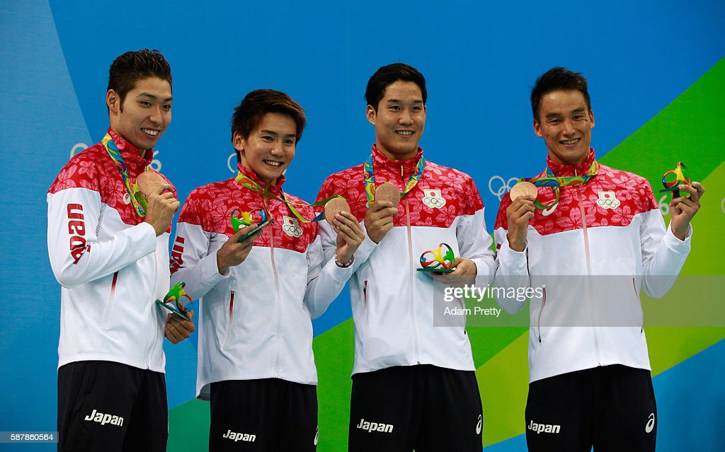 Swimming - Olympics: Day 4 : News Photo