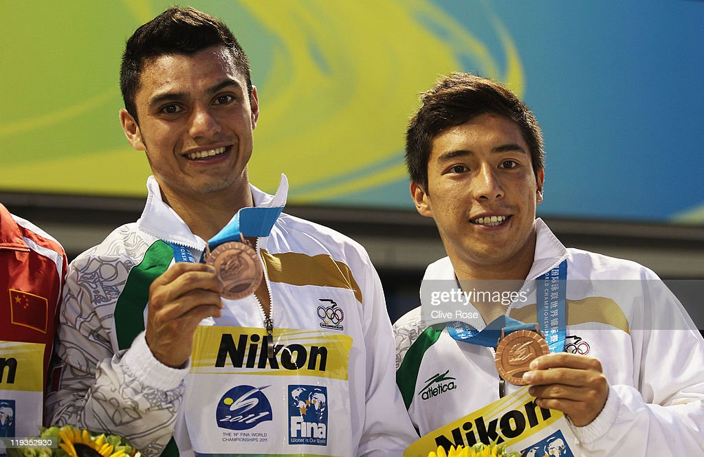 Diving Day Four - 14th FINA World Championships : News Photo