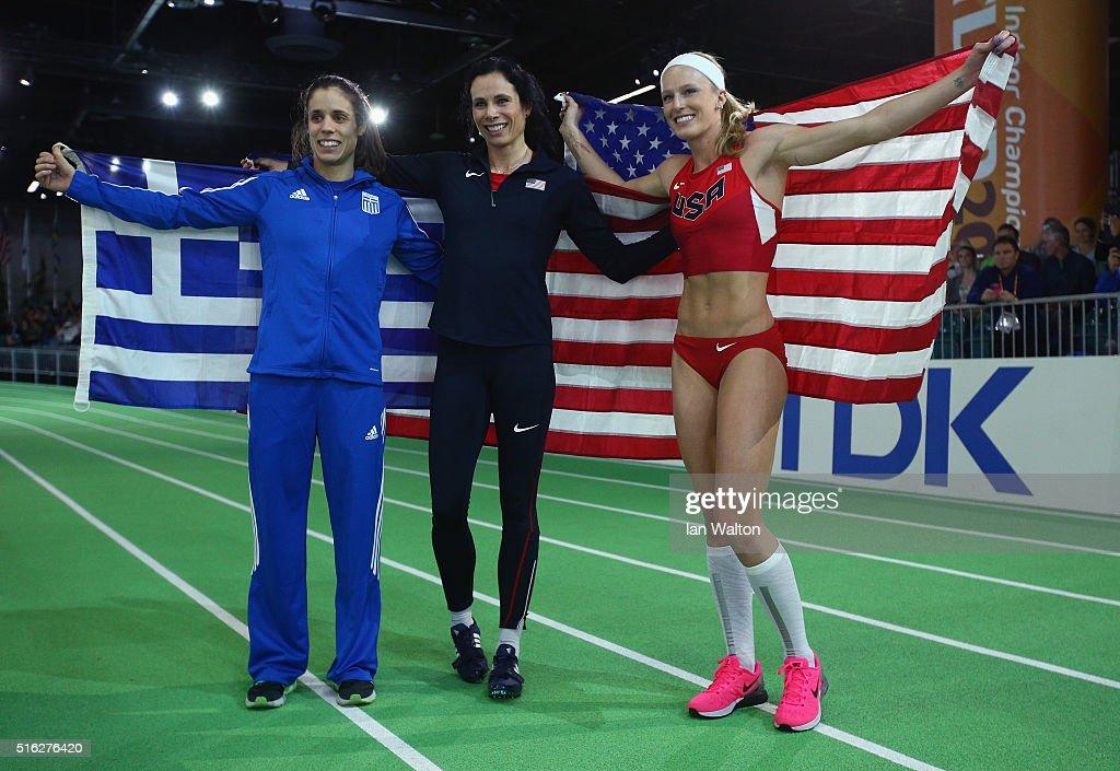 IAAF World Indoor Championships - Day 1 : Foto jornalística