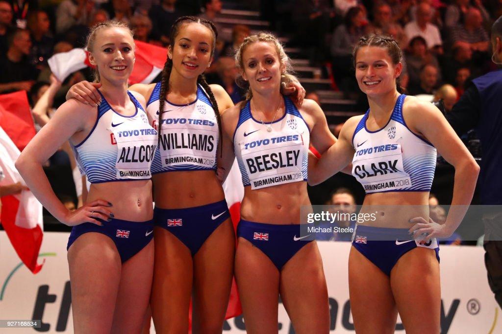 IAAF World Indoor Championships - Day Four : News Photo