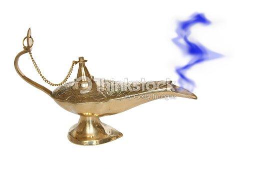 flaschengeist lampe