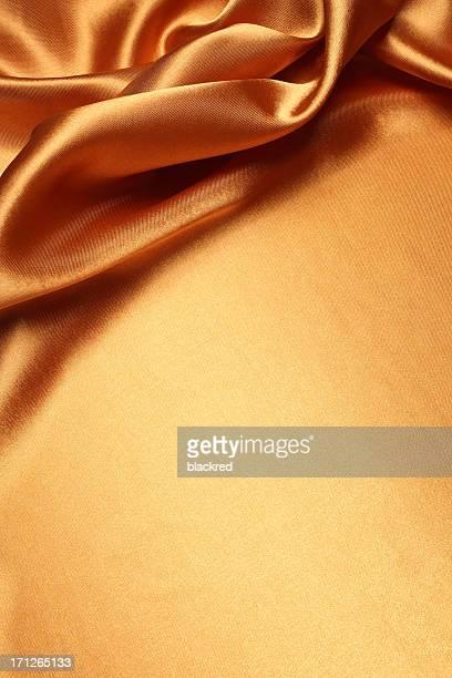 Bronze Silk Background