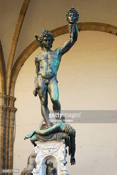 World S Best Perseus With The Head Of Medusa Stock Pictures