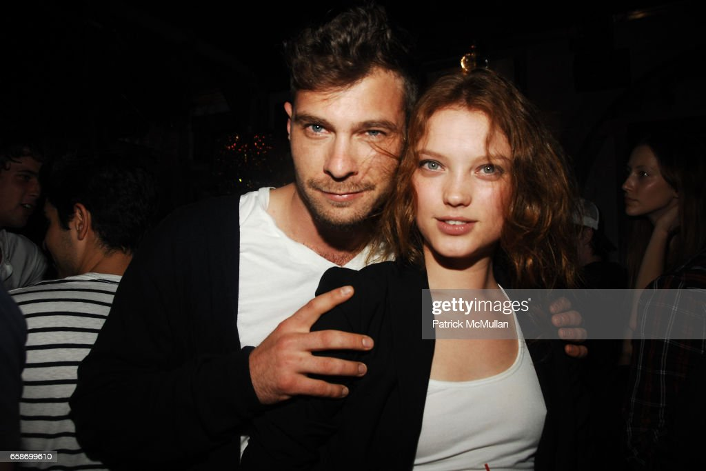 Brook Klausing And Naty Guest Attend J D Ferguson Party At The