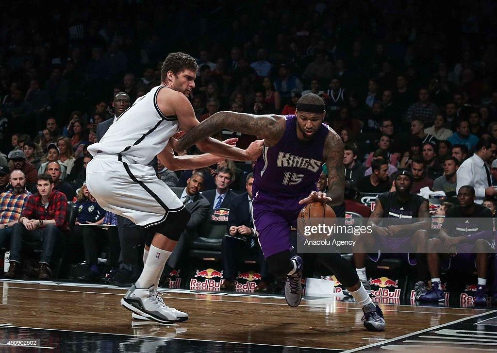 Sacramento Kings v Brooklyn Nets : News Photo
