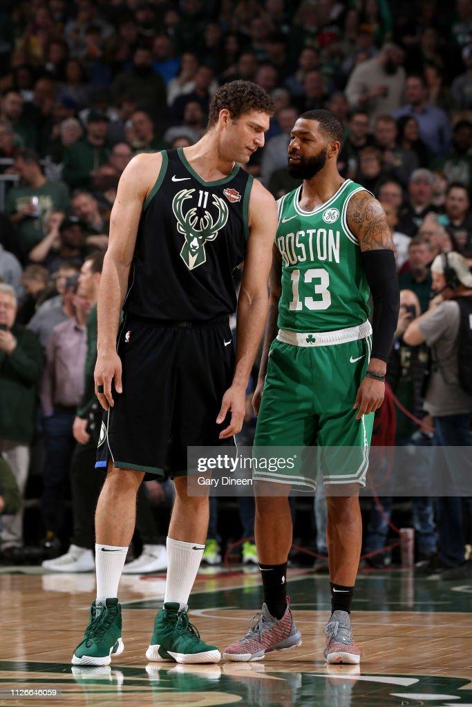 WI: Boston Celtics v Milwaukee Bucks