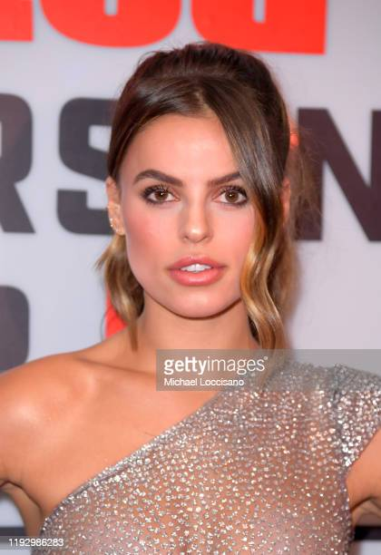 Brook Nader attends the 2019 Sports Illustrated Sportsperson Of The Year at The Ziegfeld Ballroom on December 09 2019 in New York City