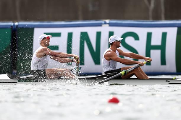 JPN: Rowing - Olympics: Day 6