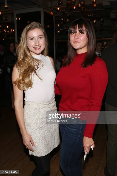 Brook Von and Kiera Erickson Chang attends the US Kick Off Party for the 28th Rallye Aicha des Gazelles du Maroc at Bobby Van's CPS on November 14...