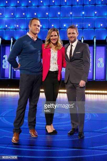 THE WALL 'Brooke and Cody' Episode 214 Pictured Cody Brooke Chris Hardwick