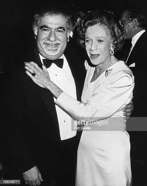 Brooke Astor Vartan Gregorian during Henry Street Settlement Benefit Gala at The Plaza Hotel in New York City New York United States