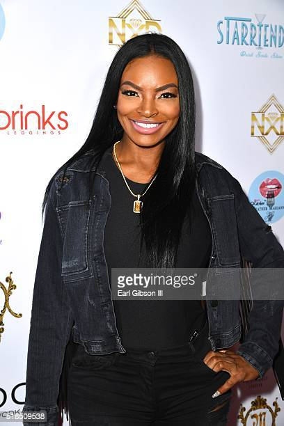 Brooke Bailey attends Angel Brinks Fashion 5 Year Anniversary Celebration on March 31 2016 in Los Angeles California