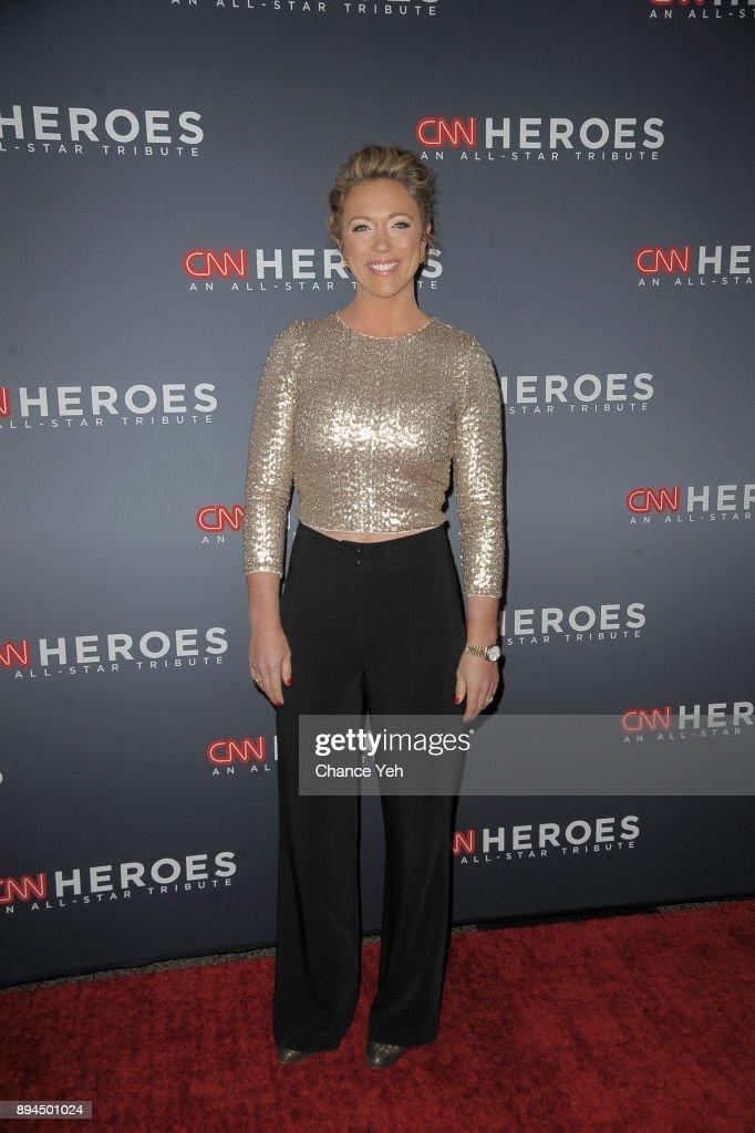 11th Annual CNN Heroes: An All-Star Tribute : News Photo