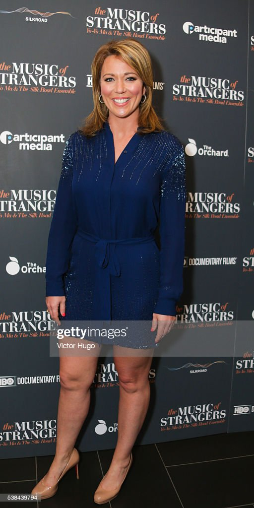 """Special Screening of """"The Music of Strangers: Yo-Yo Ma and The Silk Road Ensemble"""" - Arrivals : News Photo"""