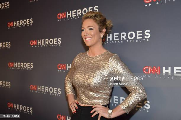 Brooke Baldwin attends CNN Heroes 2017 at the American Museum of Natural History on December 17 2017 in New York City 27437_015