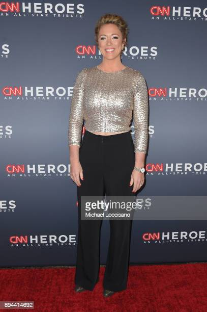 Brooke Baldwin attends CNN Heroes 2017 at the American Museum of Natural History on December 17 2017 in New York City 27437_017
