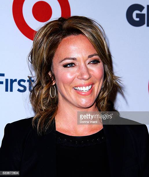 Brooke Baldwin attends the 2016 GLSEN Respect Awards at Cipriani 42nd Street on May 23 2016 in New York City