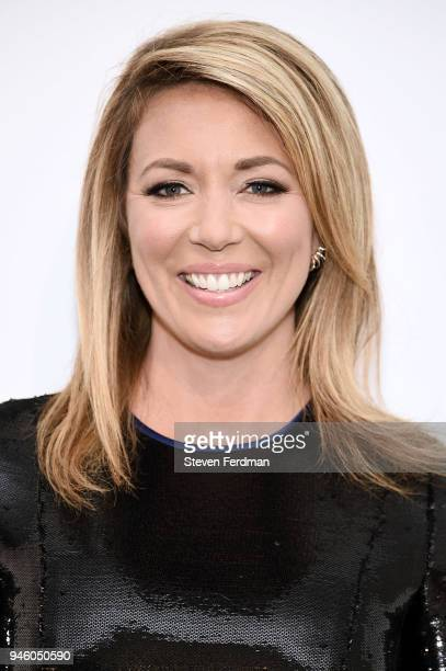 Brooke Baldwin attends The 2018 DVF Awards at United Nations on April 13, 2018 in New York City.