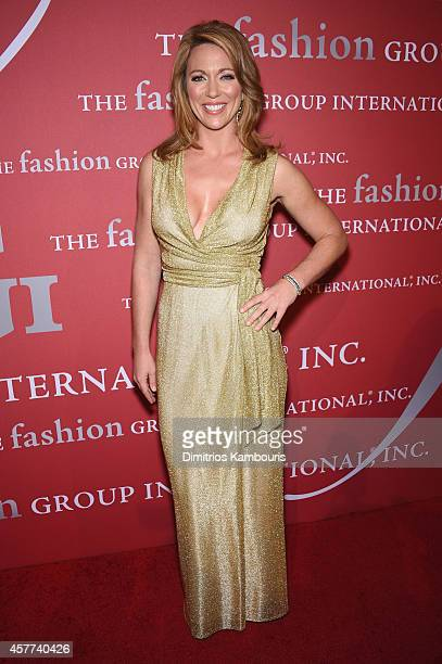 Brooke Baldwin attends the 31st Annual FGI Night of Stars event at Cipriani Wall Street on October 23 2014 in New York City