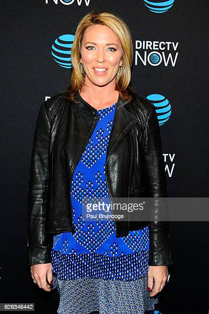 Brooke Baldwin attends the ATT Celebrates the Launch of DIRECTV NOW at Venue 57 on November 28 2016 in New York City