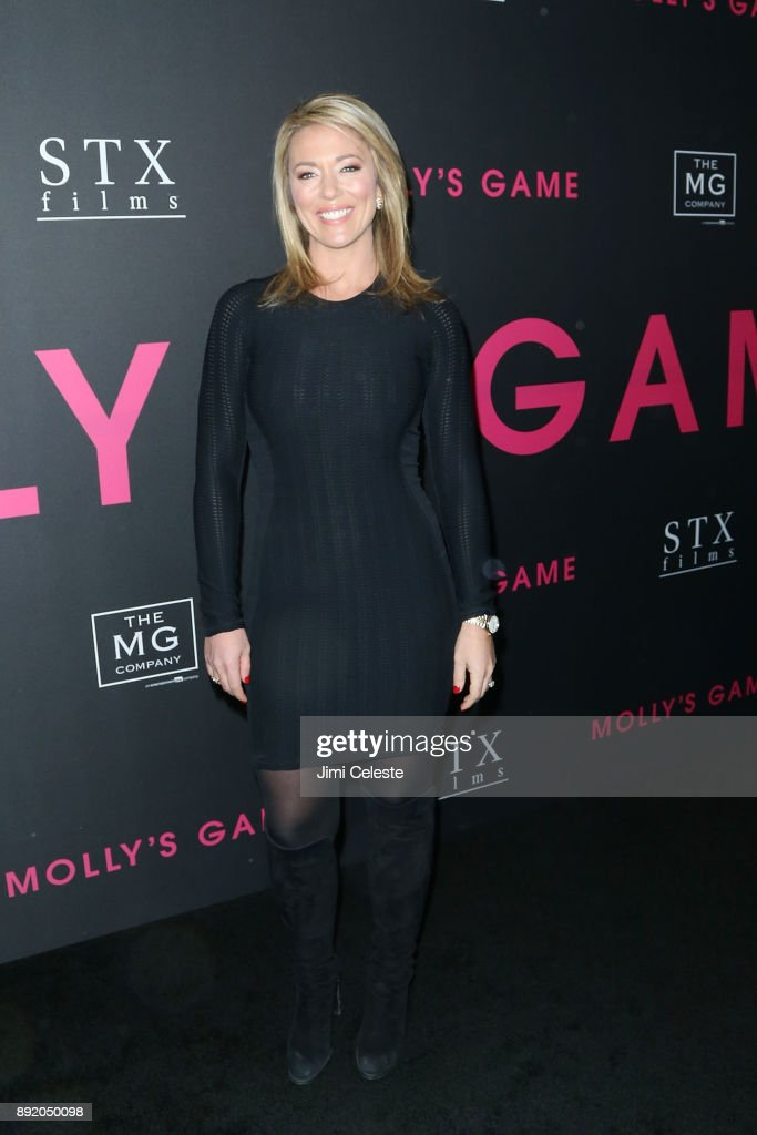 """Molly's Game"" New York Premiere : News Photo"
