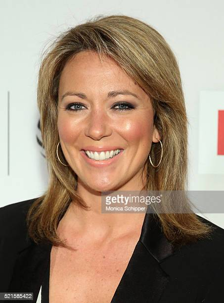 Brooke Baldwin attends Tribeca Talks After The Movie: Jeremiah Tower: The Last Magnificent at BMCC John Zuccotti Theater on April 16, 2016 in New...