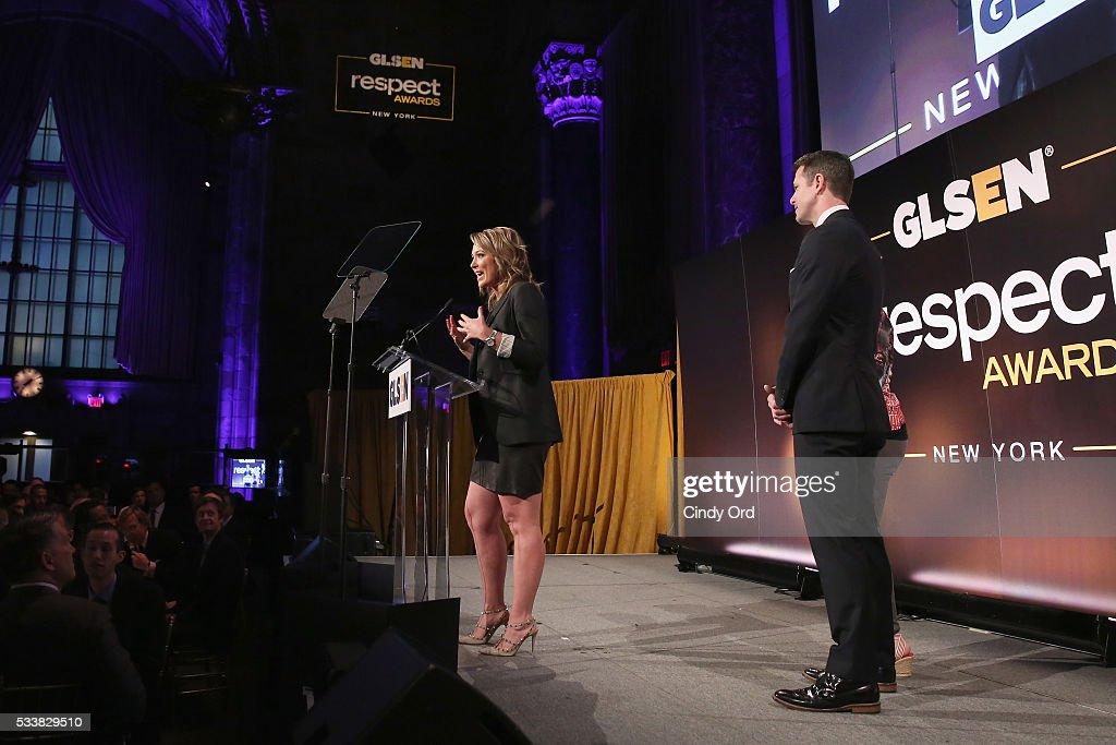 GLSEN Respect Awards - Inside : News Photo