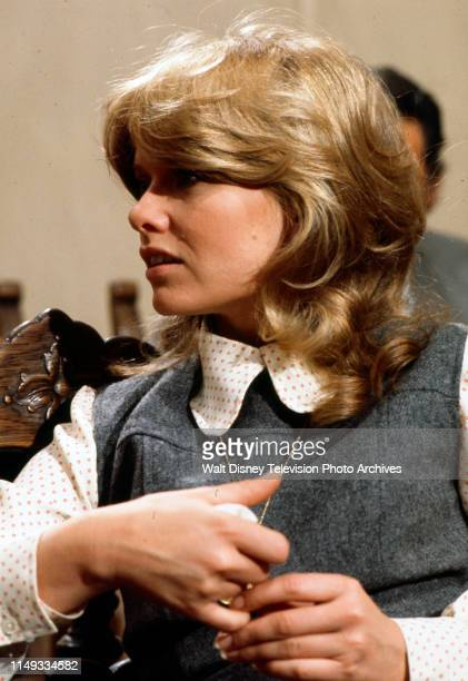 Brooke Bundy appearing in the ABC tv series 'Owen Marshall Counselor at Law' episode 'Some People in a Park'
