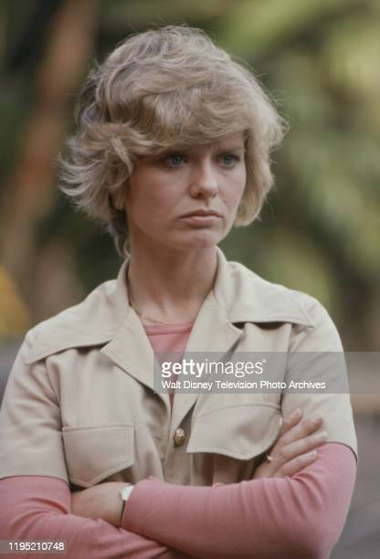 Brooke Bundy appearing in the ABC tv series 'The Wide World of Mystery' episode 'The Centerfold Murders'