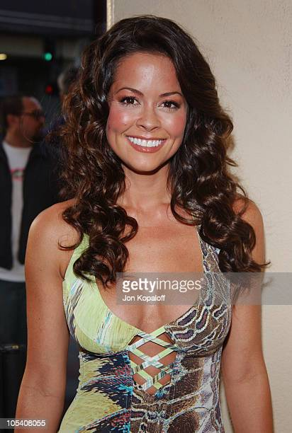 Brooke Burke during 13th Annual Music Video Production Association Awards Arrivals at Orpheum Theatre in Los Angeles California United States