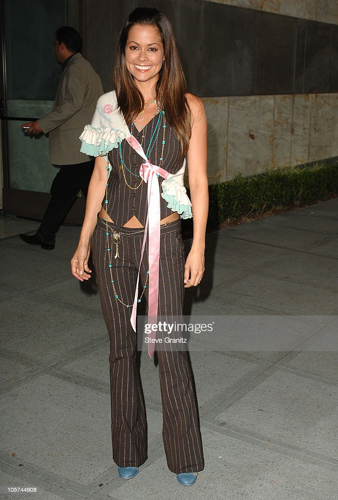 CBS Summer 2005 Press Tour Party - Arrivals : ニュース写真