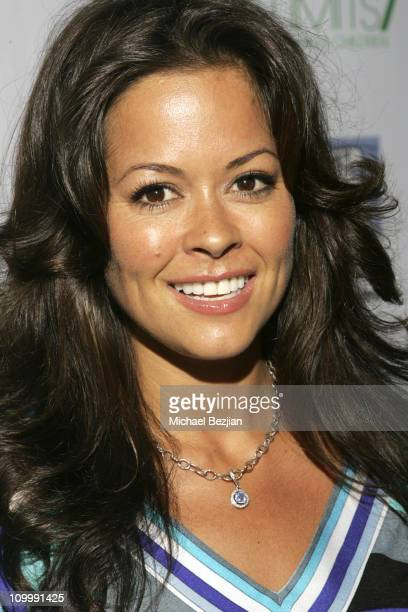 Brooke Burke during Harmony with No Limits Premiere Gala Presented by Washington Mutual - April 21 2006 at Skirball Cultural Center in Los Angeles,...
