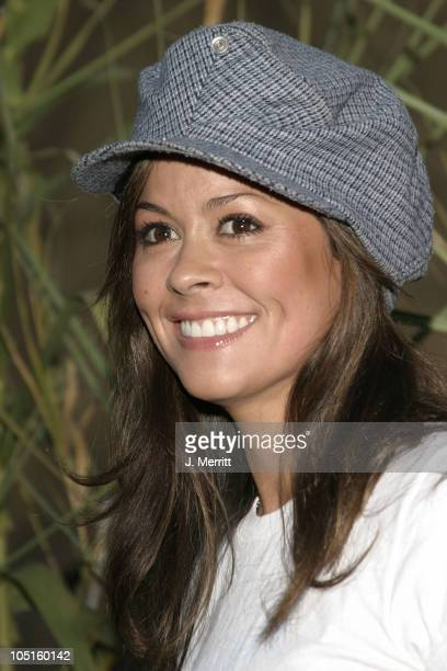 Brooke Burke during Jeepers Creepers 2 Hollywood Premiere at The Egyptian Theatre in Hollywood California United States