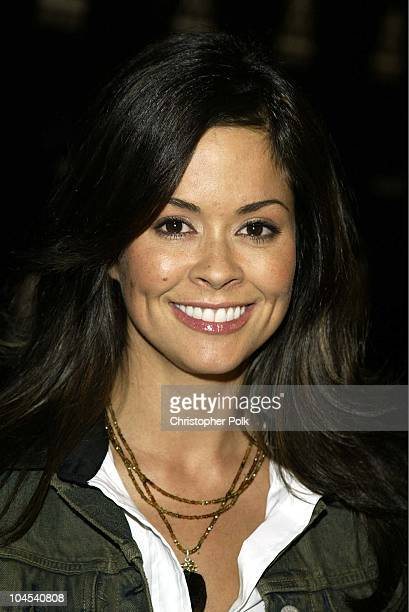 Brooke Burke during PlayStation2 Guy Oseary's 30th Birthday Party in Beverly Hills, California, United States.