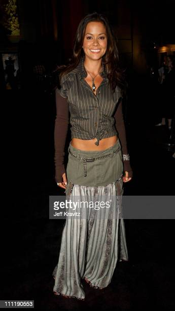 """Brooke Burke during """"The Tuxedo"""" Premiere at Mann's Chinese in Hollywood, California, United States."""